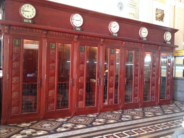Telephone cabines
