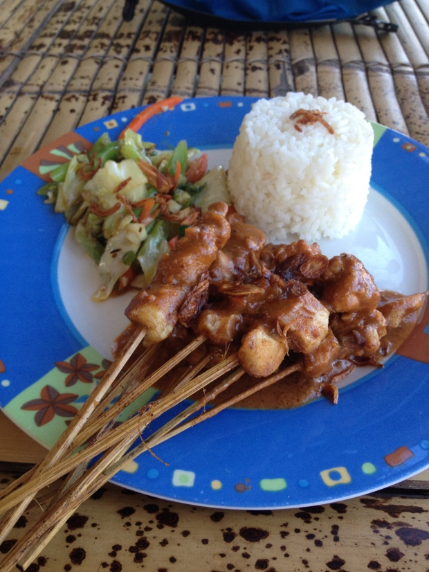 Yummy Indonesian food!